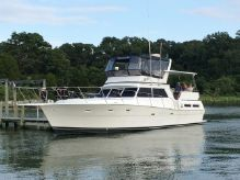 1981 Viking Yachts 43 Double Cabin
