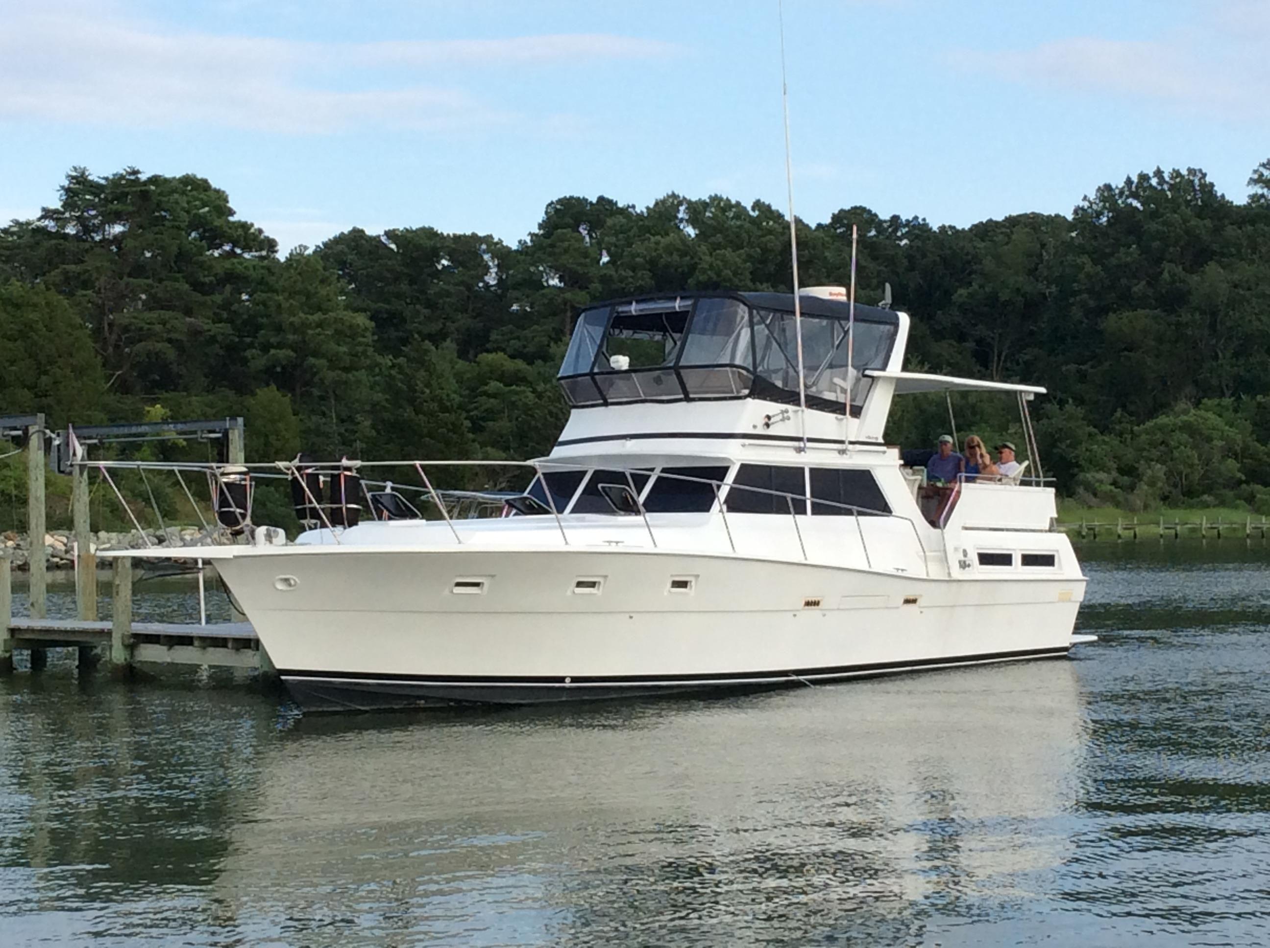 1981 viking 43 double cabin power boat for sale www for Viking 43 double cabin motor yacht
