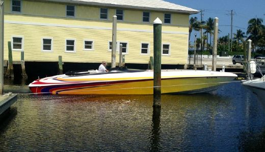 2007 Nordic Powerboats 42 Twin 1075's