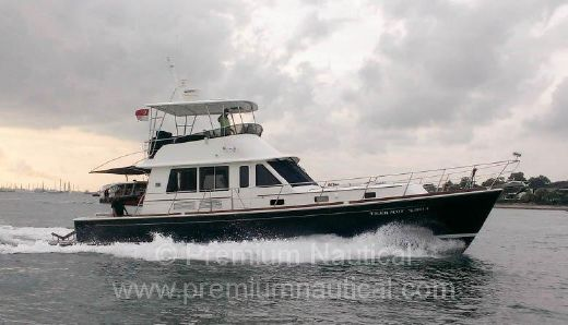 2005 Grand Banks 47 Eastbay Flybridge