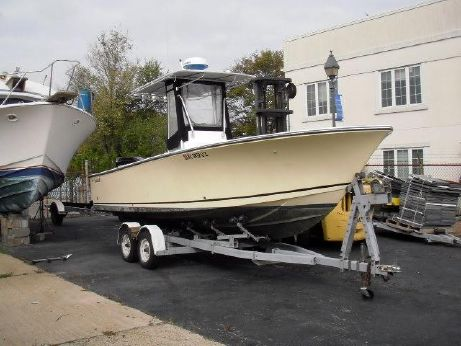 2003 Sea Craft 23 Center Console