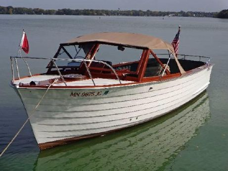 1961 Chris Craft Sea Skiff/Utility