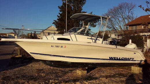 1997 Wellcraft 240 Coastal