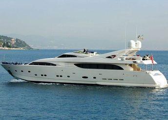2004 Ferretti Yachts Custom Line 112