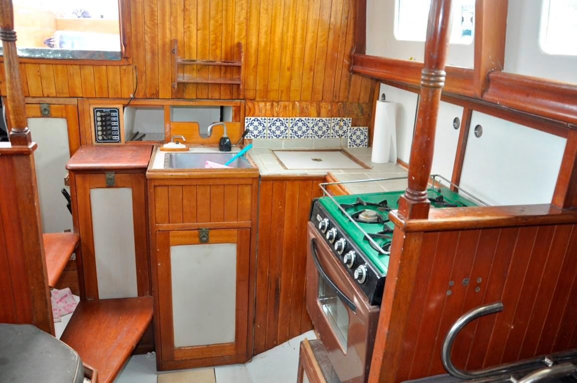 31' Mariner Ketch+Photo 14