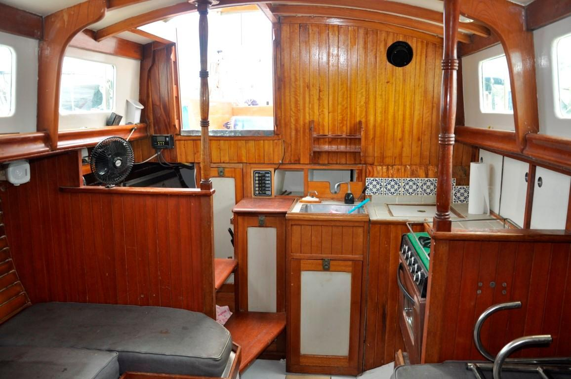 31' Mariner Ketch+Photo 21
