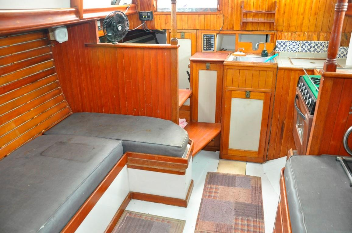 31' Mariner Ketch+Photo 22