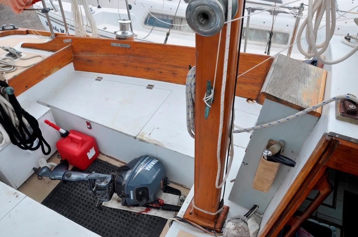 31' Mariner Ketch+Photo 28