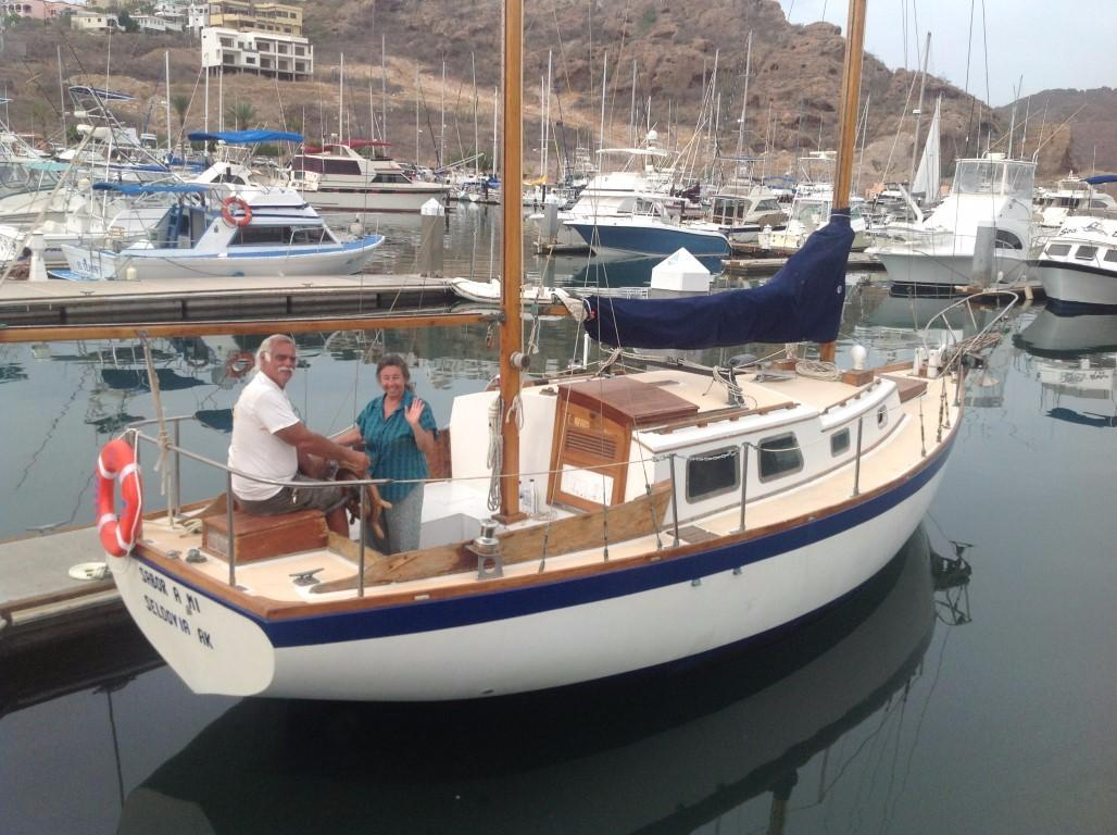 31' Mariner Ketch+Boat for sale!