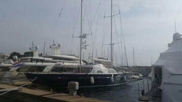 1988 Ortona Navi Sailboat Yacht