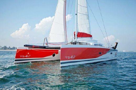2017 Ts42 - Marsaudon Composites TS 42 Catamaran (Multihull)