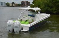 2016 Ocean Hawk Center Console Cuddy Cabin
