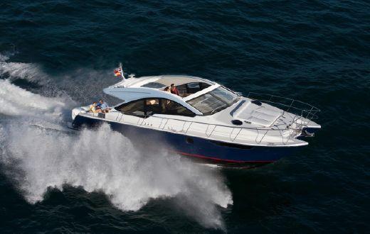 2017 Mares Catamaran 45 Outboard Express