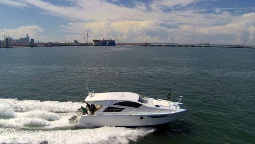 2018 Mares Catamaran 47 Outboard Express