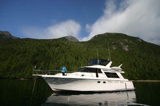 1997 Ocean Alexander 548