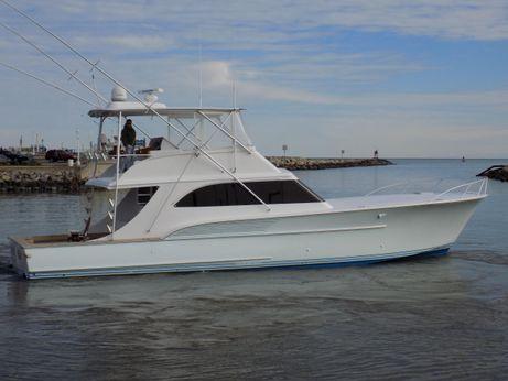 2004 Sculley 58 Carolina Custom Convertible
