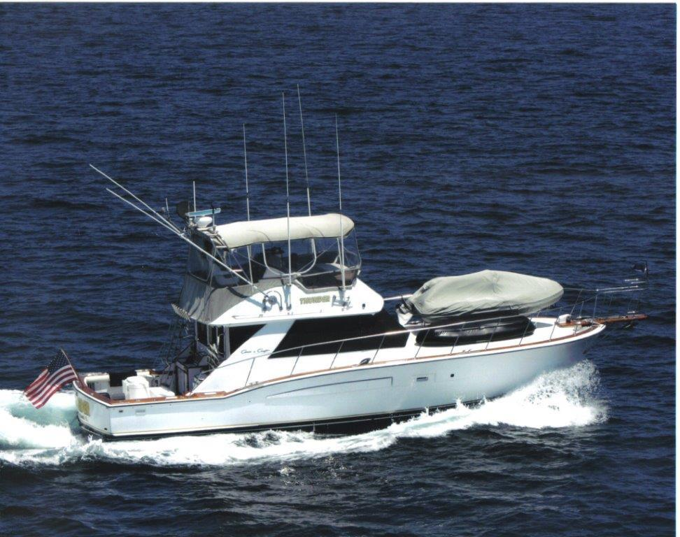 45 ft 1979 chris craft 45 commander sf
