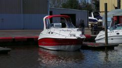 2008 Larson 260 Cabrio