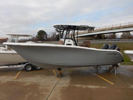 2018 Sea Pro 259 Deep V CC