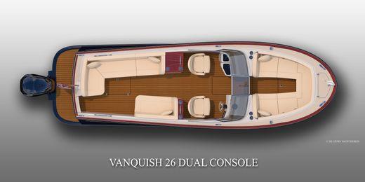 2017 Vanquish 26 Dual Console