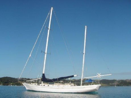 1973 Herreshoff Bounty Ketch