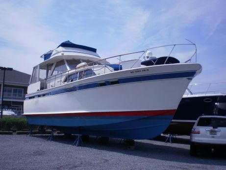 1971 Chris Craft 47 Commander FDMY w 800 HRS