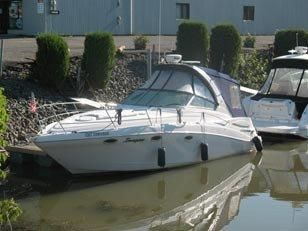 2008 Four Winns 318 Vista