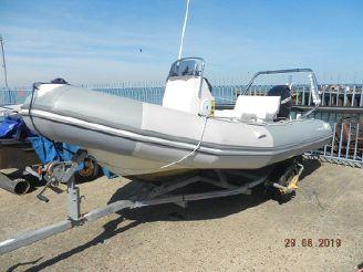 2010 Bombard RIBSTER 500