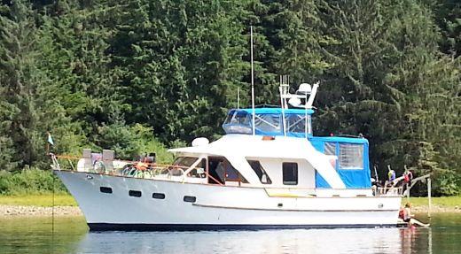 1980 Defever Europa Tri Cabin Trawler
