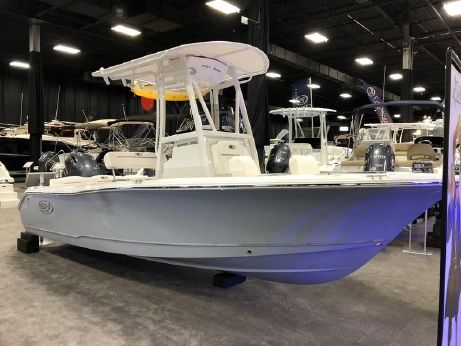 2018 Sea Hunt Ultra 196