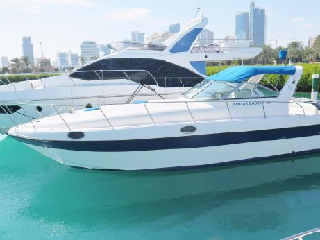 2008 Gulf Craft Ambassador 36
