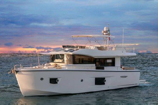 2016 Cranchi ECO Trawler 53