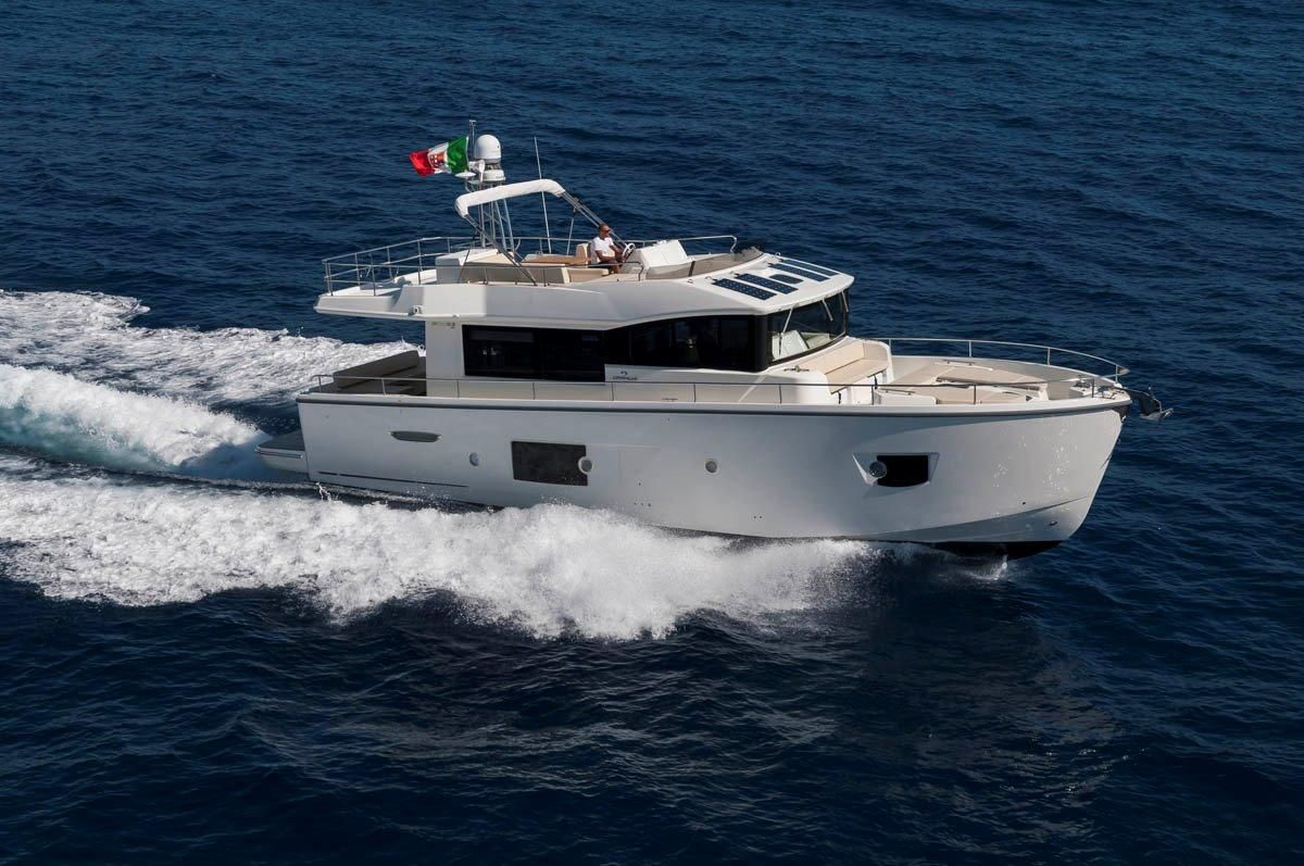 2018 Cranchi ECO Trawler 53 Power Boat For Sale