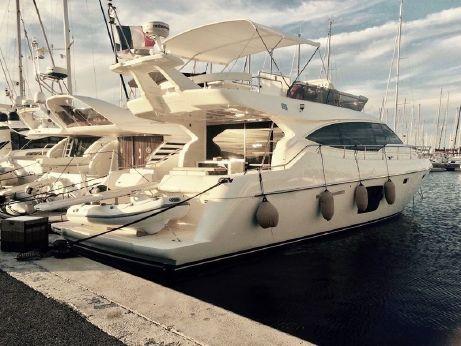 2011 Ferretti 530