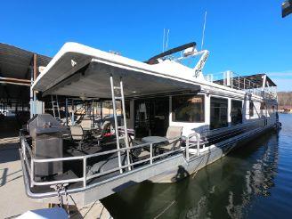 1996 Sumerset 18 x 86 WB Houseboat
