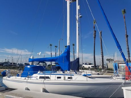 1989 Catalina 36