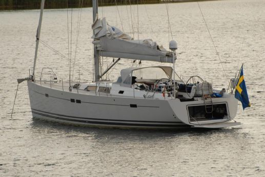 2007 Hanse 540 e