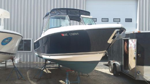 2012 Pursuit DC 265 Dual Console