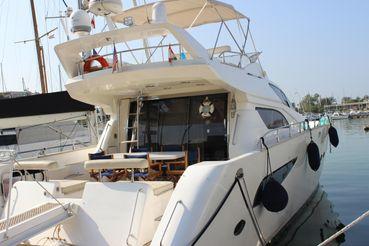 2005 Cheradi Marine Hudson 60