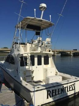 1991 Luhrs 32 Convertible