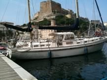 1972 Essex Yachts Salar 40
