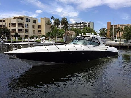 2010 Fountain 48 Express Cruiser