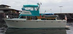 1965 Tollycraft 38 Mariner Tri Cabin Cruiser