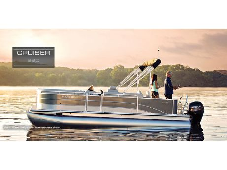 2016 Harris Flotebote Cruiser 220