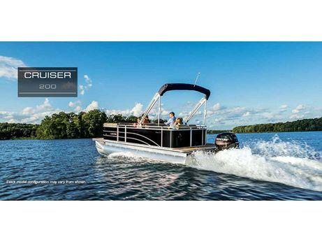 2016 Harris Flotebote Cruiser 200