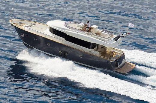 2012 Apreamare Maestro 56