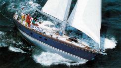 1995 Little Harbor 54