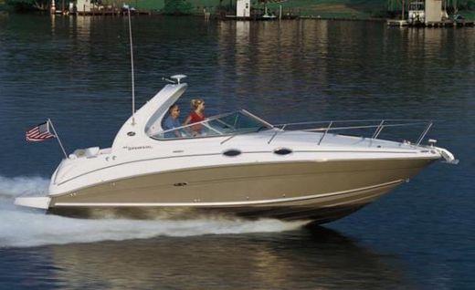 2009 Sea Ray 280 Sundancer