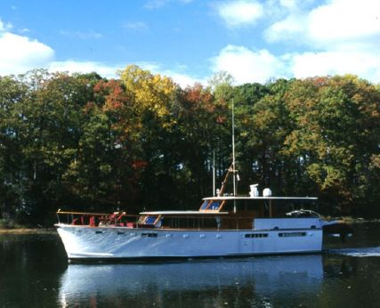 1959 Stephens Motoryacht