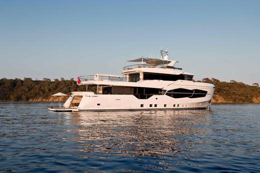 2018 Numarine 32XP    Explorer Yacht